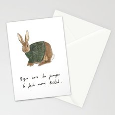 Roger Stationery Cards