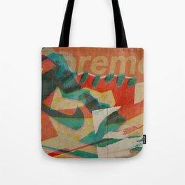 Nike Dunk Hi Pro SB Supreme   Highsnobiety Tote Bag