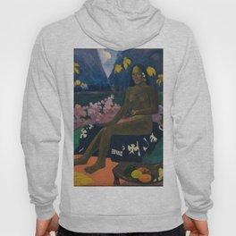 The seed of the Areoi (Te aa no areois) - Paul Gauguin (1892) Hoody