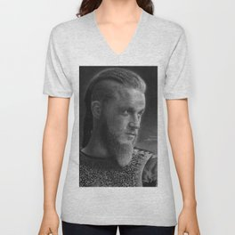 Ragnar Lothbrok Unisex V-Neck