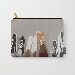 Pumped up Kicks Carry-All Pouch