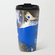 Blue Bomb Travel Mug