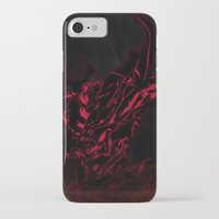dota iPhone & iPod Cases featuring Soul Devourer by Explicit Designs