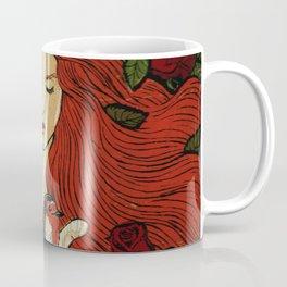 Maid with robin Coffee Mug