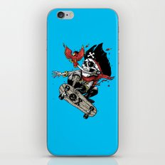All hands on deck iPhone & iPod Skin