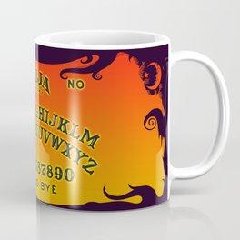 Scary Ouija Board Coffee Mug