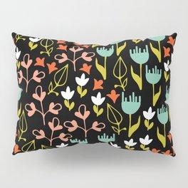 Colette - Black Pillow Sham