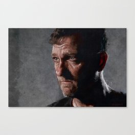 Richard From The Kingdom - The Walking Dead Canvas Print