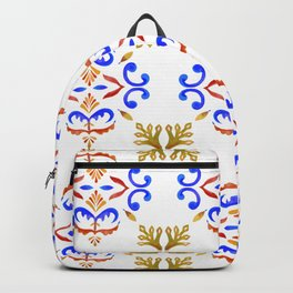 Fall in Lisbon Backpack