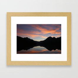 Tranquility 2 Framed Art Print