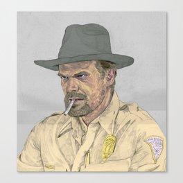 Hooper Canvas Print