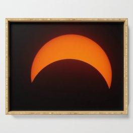 SolarEclipse Serving Tray
