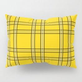 Clueless Plaid Pillow Sham