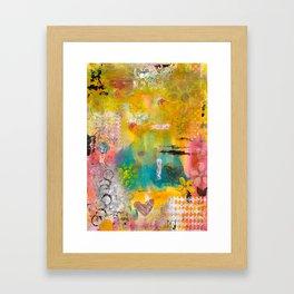 Summer Afternoons Framed Art Print
