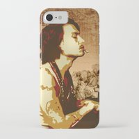johnny depp iPhone & iPod Cases featuring Johnny Depp by victorygarlic - Niki
