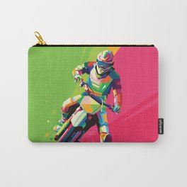 Motocross Top-notch WPAP #2 Carry-All Pouch