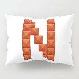 "Letter ""N"" print in beautiful design Fashion Modern Style Pillow Sham"