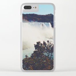Niagara Falls Clear iPhone Case