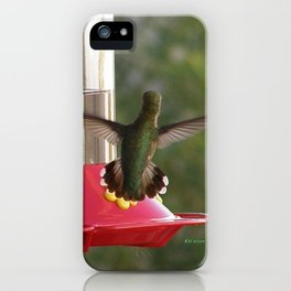 This Feeder is MINE! iPhone Case