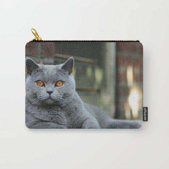 Diesel the cat ! Carry-All Pouch