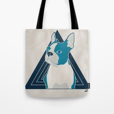 In Dog We Trust. Tote Bag