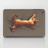 gladiator iPad Cases featuring CAT by karakalemustadi