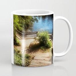 Downward Coffee Mug
