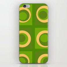 Dashiell iPhone & iPod Skin
