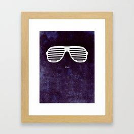 Mr. West Framed Art Print