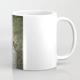 """Follow Me"" Coffee Mug"