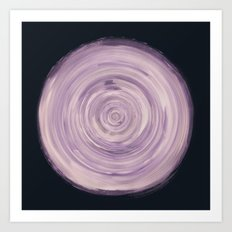 Ellipse One Art Print