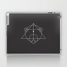 The Sun, the moon, the stars Laptop & iPad Skin
