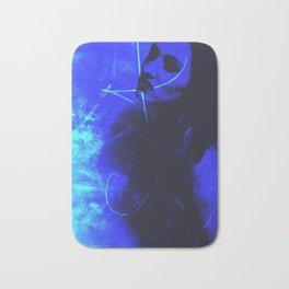Blue Lady Bath Mat