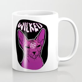 Wicked Sphynx Coffee Mug