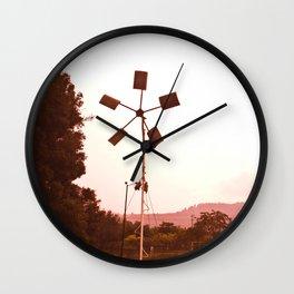 WIND MILL Wall Clock