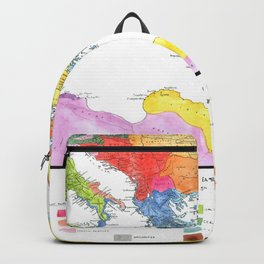 The Ancient Mediterranean Backpack