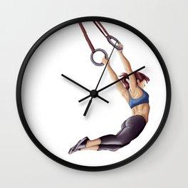 Anillas Wall Clock