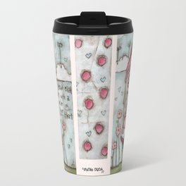 Happy Heart Travel Mug