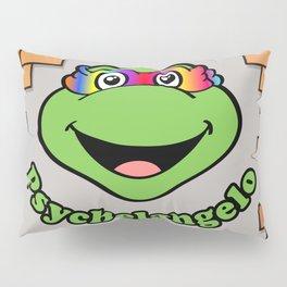 Psychelangelo - The Lost Ninja Turtle Pillow Sham
