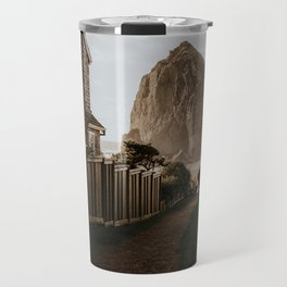 Cozy Cannon Beach, Oregon Travel Mug