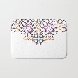 Moroccan Mosaic Colorful 2 Bath Mat