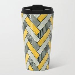 Deco Parquet Travel Mug