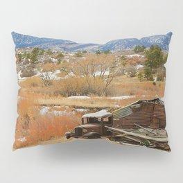 Autumn Jalopy Pillow Sham