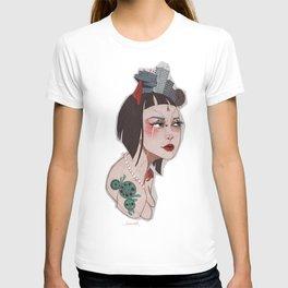 Ulrha _City Series T-shirt