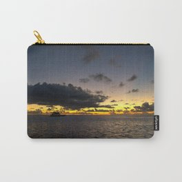 Maldivian Sunset 2 Carry-All Pouch