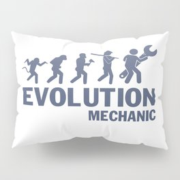 Evolution - Mechanic Pillow Sham