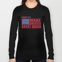 Trump - Make America Great Again Long Sleeve T-shirt
