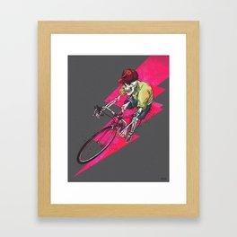 rapid bones Framed Art Print