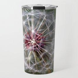 Dandelion Seed Head Travel Mug