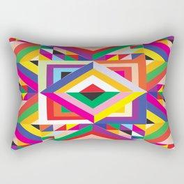 Wild Colormix Rectangular Pillow